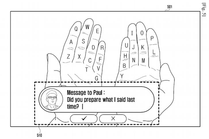 Galaxy Glass et réalité augmentée : Samsung veut