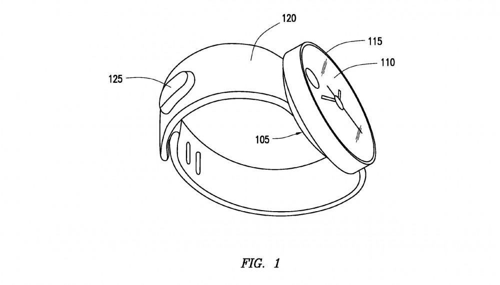 Samsung préparerait une smartwatch ronde semblable à la