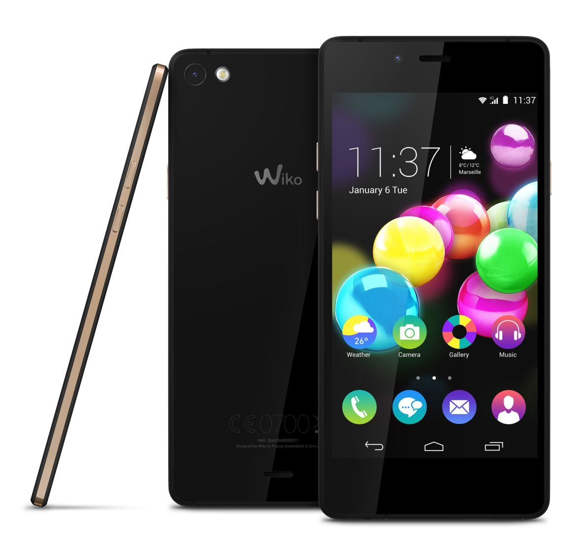 Image result for Wiko Highway 4G