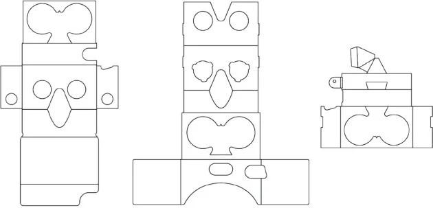 Cardboard V2 : les plans sont publiés, vous allez pouvoir