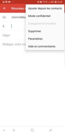Gmail conf