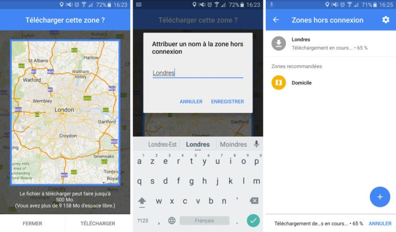 google-maps-offline-tuto-londres