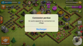 Clash of ClansClash of Clans iOs 5