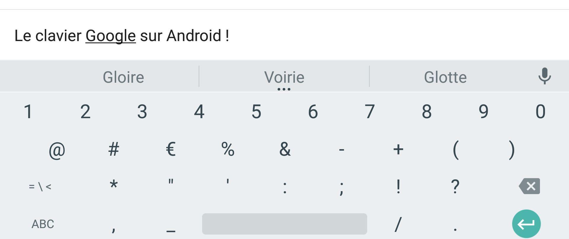 Tech'spresso : un clavier Google pour iPhone, le prix des