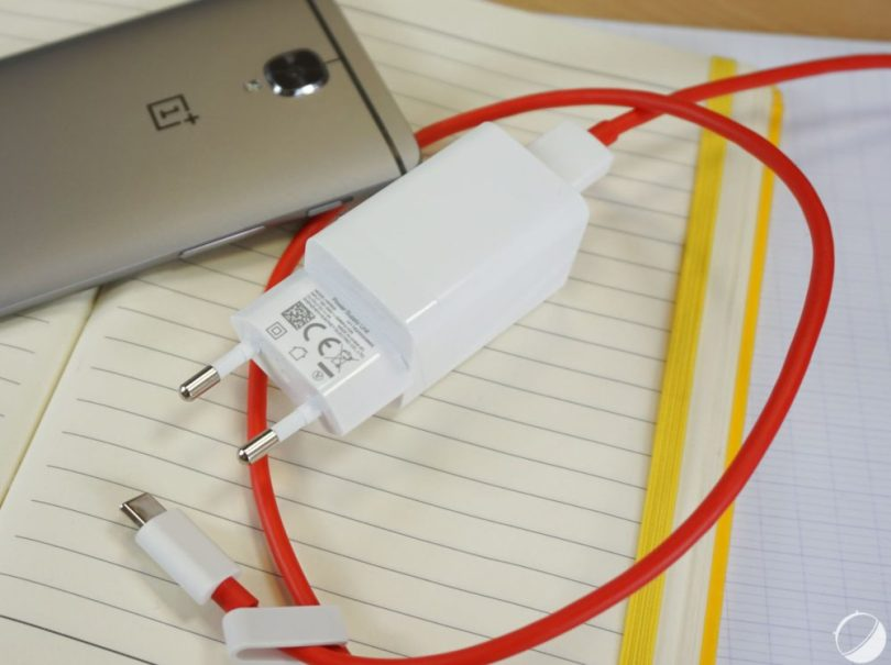 chargeur oneplus 3