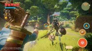 Oceanhorn-2-Mobile-screenshot-Warden-Woods-600x337