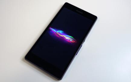 Test-Sony-Xperia-Z