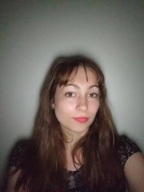 selfie de nuit