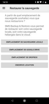 SMS Backup restaurer messages (4)