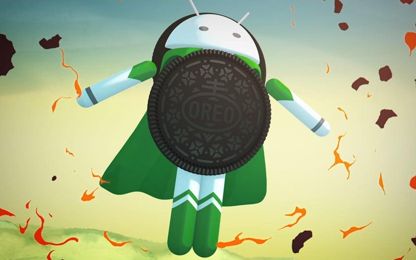 Android Oreo projet Treble
