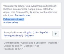 facebook-evenements-a-venir