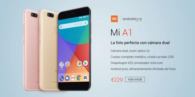 xiaomi-mi-a1-android-one-vente-espagne