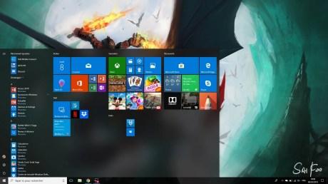 Dell XPS 13 2018 Logiciels préinstallés