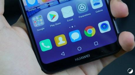 Huawei P20 Lite bas