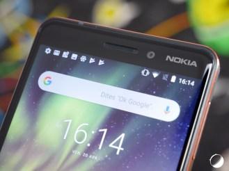 Nokia 6 2018 haut