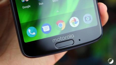 Motorola Moto G6 bas