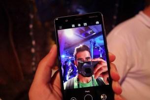 Nokia 51 selfie