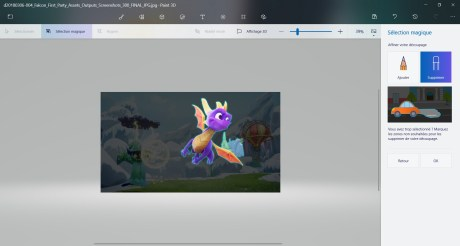 Paint 3D Tuto Detourer (2)