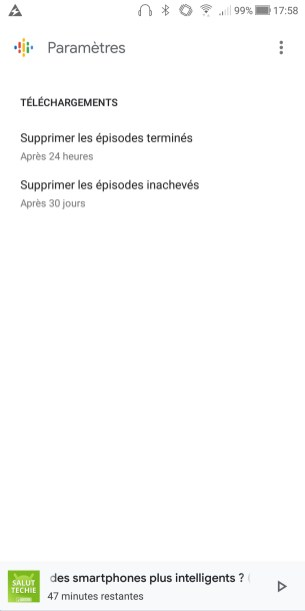 Google Podcasts Android (2)