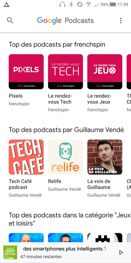 Google Podcasts Android (4)