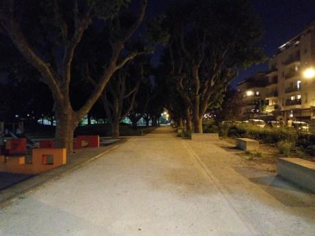 parc nuit