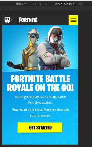 Fortnite-Mobile Android
