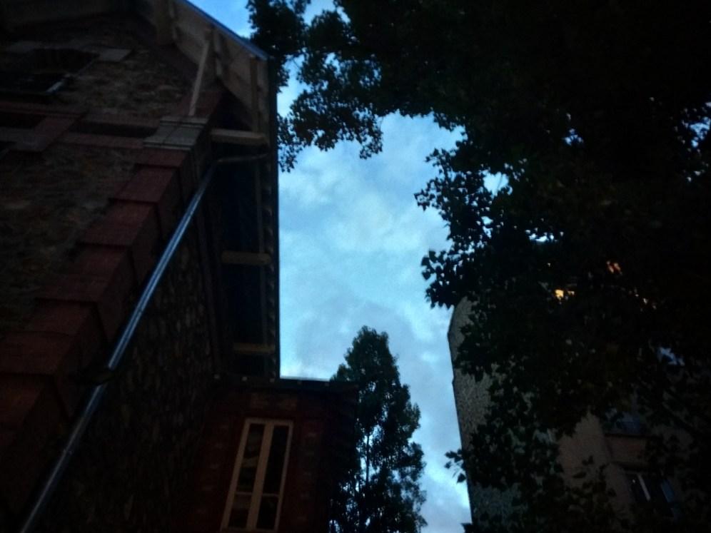 Photo de nuit prise en HDR