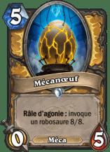 mecanoeuf