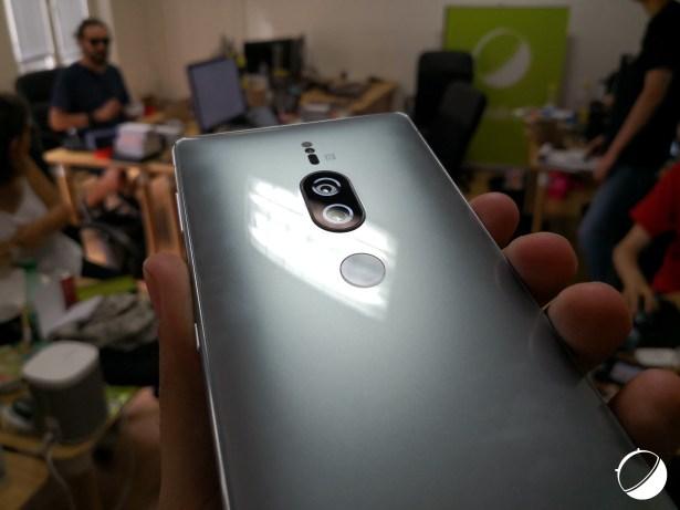 Sony Xperia XZ2 Premium apn