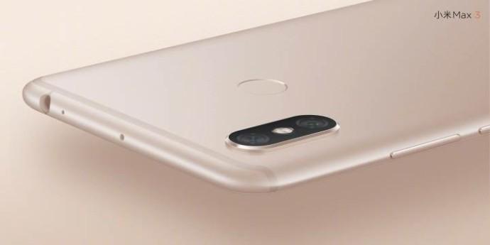 Xiaomi Mi Max 3 ap