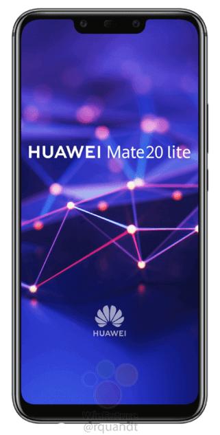 Huawei-Mate-20-Lite noir