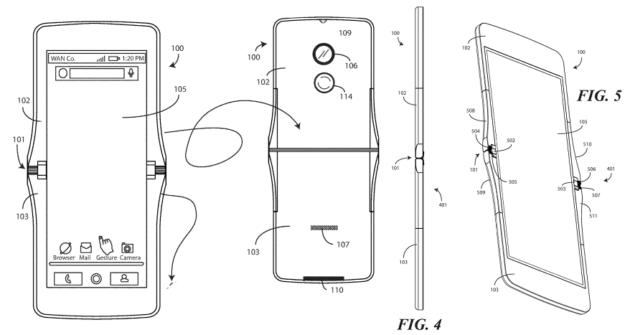 Motorola travaillerait à son tour sur un smartphone à
