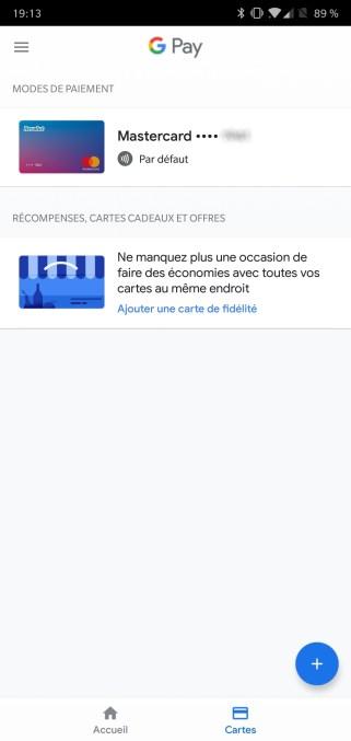 Revolut Google Pay OnePlus 6 captures (3)