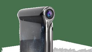 Turing HubblePhone camera