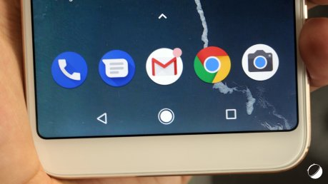 Xiaomi Mi A2 ecran