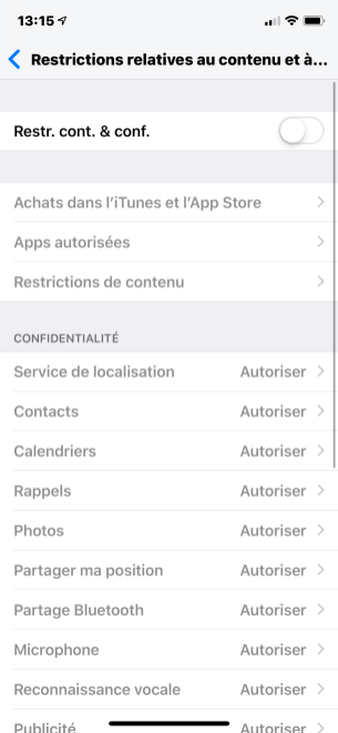 Apple iOS 12 temps éran (3)