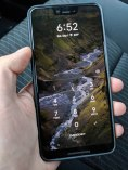 Google Pixel 3 XL face