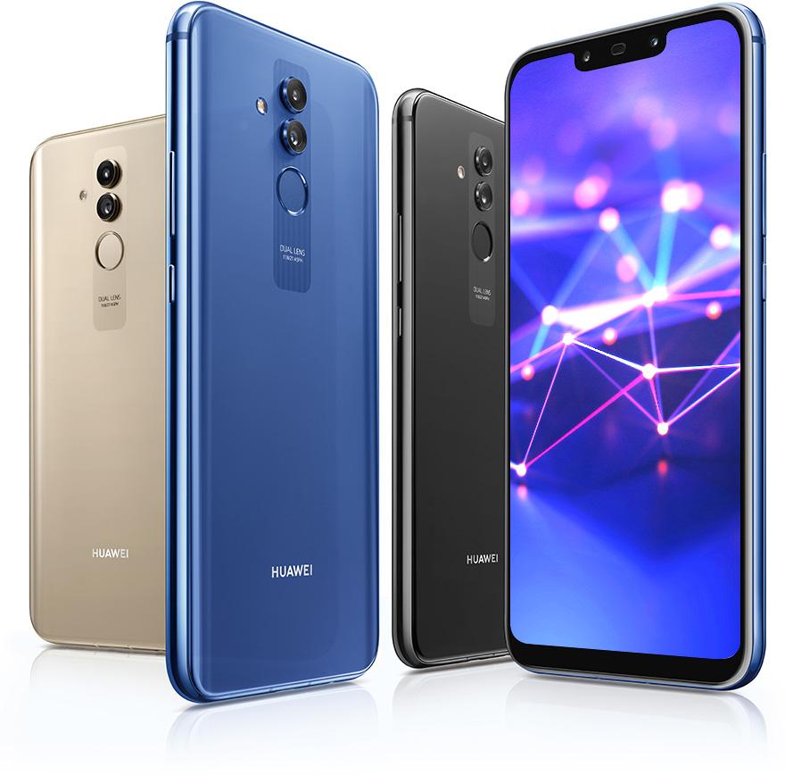 Le Huawei Mate 20 Lite Est Officiel  Un P Smart+ Un Peu