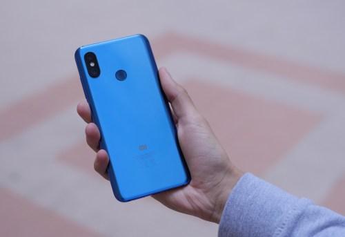 Xiaomi Mi 8 - P9130440