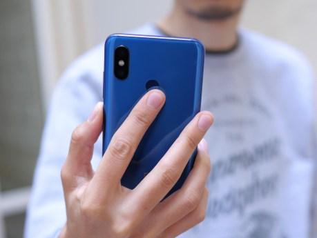 Xiaomi Mi 8 - P9130453
