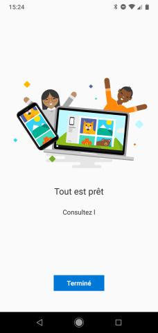 Android Microsoft votre assistant mobile windows 10 tuto (6)