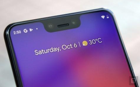 Google Pixel 3 XL Engadget 7