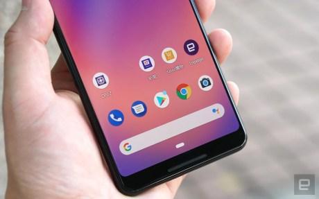 Google Pixel 3 XL Engadget 4