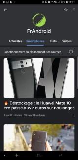 Google Actualités news 1