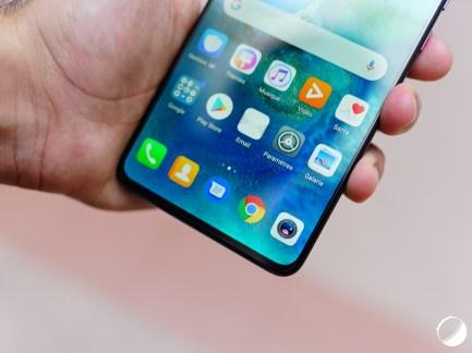 Huawei Mate 20 menton
