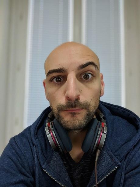 Mode portrait de Google Camera