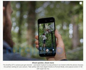 OnePlus 6T leak 5