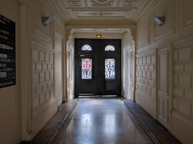 Photo de couloir 1