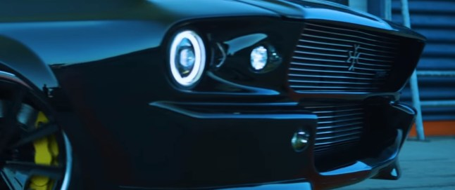 Mustang électrique 5
