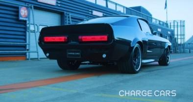 Mustang électrique 6